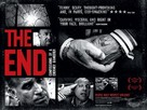 The End - British Movie Poster (xs thumbnail)