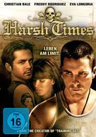 Harsh Times - German DVD cover (xs thumbnail)
