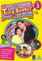 """The Story of Tracy Beaker"" - British DVD cover (xs thumbnail)"