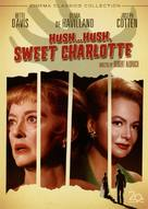 Hush... Hush, Sweet Charlotte - DVD movie cover (xs thumbnail)