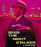 The Night Stalker - Blu-Ray movie cover (xs thumbnail)