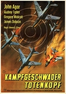 Jet Attack - German Movie Poster (xs thumbnail)