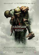 Hacksaw Ridge - Belgian Movie Poster (xs thumbnail)