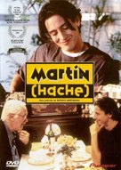 Martín (Hache) - Argentinian DVD cover (xs thumbnail)