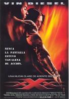 XXX - Spanish Movie Poster (xs thumbnail)