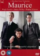 Maurice - British DVD movie cover (xs thumbnail)