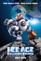 Ice Age: Collision Course - Movie Poster (xs thumbnail)
