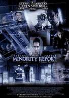 Minority Report - Movie Poster (xs thumbnail)