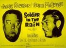 Soldier in the Rain - British Movie Poster (xs thumbnail)