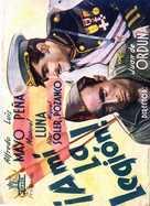 ¡A mí la legión! - Spanish Movie Poster (xs thumbnail)
