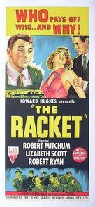 The Racket - Australian Movie Poster (xs thumbnail)