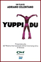 Yuppi du - Italian Movie Poster (xs thumbnail)