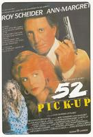 52 Pick-Up - German Movie Poster (xs thumbnail)