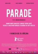 Parada - Czech Movie Poster (xs thumbnail)