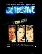 Détective - French Movie Poster (xs thumbnail)
