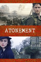 Atonement - DVD cover (xs thumbnail)