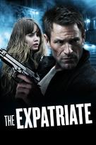 The Expatriate - DVD cover (xs thumbnail)
