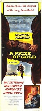 A Prize of Gold - Movie Poster (xs thumbnail)