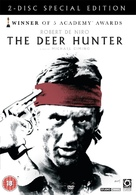 The Deer Hunter - British DVD cover (xs thumbnail)