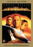 Armageddon - Danish DVD movie cover (xs thumbnail)