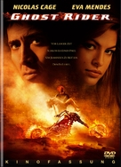 Ghost Rider - German Movie Cover (xs thumbnail)