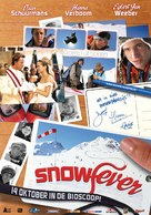 Snowfever - Dutch Movie Poster (xs thumbnail)