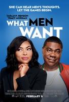 What Men Want - Movie Poster (xs thumbnail)