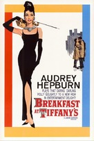 Breakfast at Tiffany's - Movie Poster (xs thumbnail)