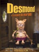 Desmond & träskpatraskfällan - French Movie Poster (xs thumbnail)