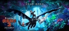 How to Train Your Dragon: The Hidden World - Chinese Movie Poster (xs thumbnail)