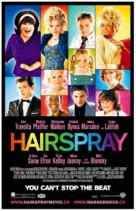 Hairspray - Swiss Movie Poster (xs thumbnail)