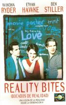 Reality Bites - Spanish Movie Cover (xs thumbnail)