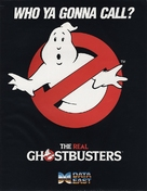 """The Real Ghost Busters"" - poster (xs thumbnail)"