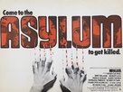 Asylum - British Movie Poster (xs thumbnail)