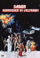 Battle Beyond the Stars - German DVD movie cover (xs thumbnail)