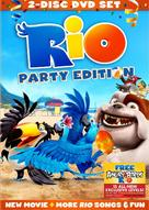 Rio - DVD cover (xs thumbnail)