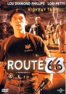 Route 666 - German DVD movie cover (xs thumbnail)