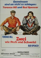 Watch Out We're Mad - German Movie Poster (xs thumbnail)