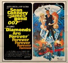 Diamonds Are Forever - Movie Poster (xs thumbnail)