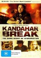 Safar e Ghandehar - Australian DVD cover (xs thumbnail)