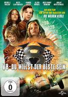 V8 - Du willst der Beste sein - German DVD cover (xs thumbnail)
