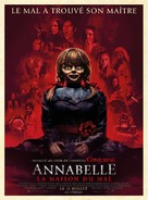 Annabelle Comes Home - French Movie Poster (xs thumbnail)