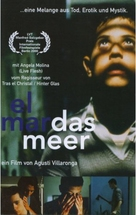 El mar - German Movie Poster (xs thumbnail)