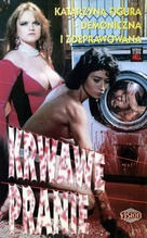 Vortice mortale - Polish VHS cover (xs thumbnail)