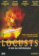 Locusts - Brazilian DVD cover (xs thumbnail)