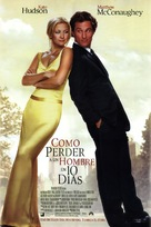 How to Lose a Guy in 10 Days - Mexican Movie Poster (xs thumbnail)