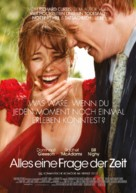 About Time - Austrian Movie Poster (xs thumbnail)