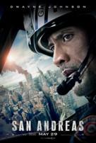 San Andreas - Movie Poster (xs thumbnail)