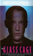 Tras el cristal - VHS cover (xs thumbnail)