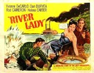 River Lady - Movie Poster (xs thumbnail)